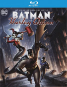 Batman and Harley Quinn (Blu-ray + DVD + Digital HD Combo) Blu-ray