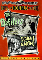 Defilers, The/ Scum Of The Earth! Movie