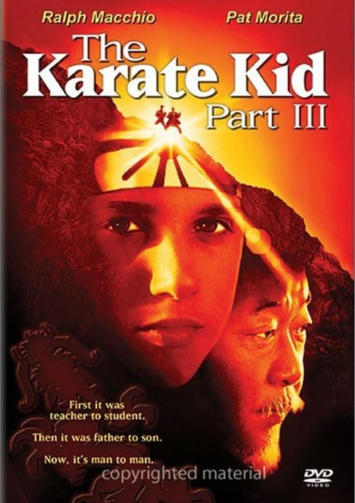Karate Kid, The: Part III Movie