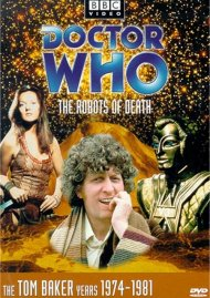 Doctor Who: The Robots Of Death Movie