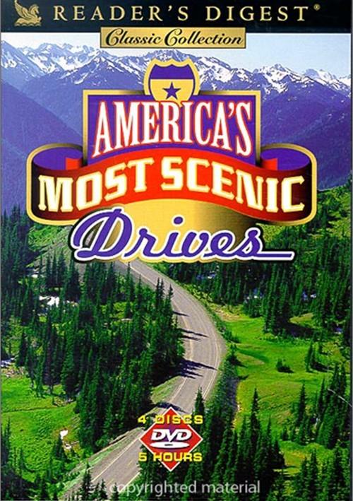 America 39 S Most Scenic Drives Dvd Dvd Empire