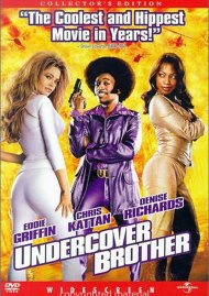 Undercover Brother (Widescreen) Movie