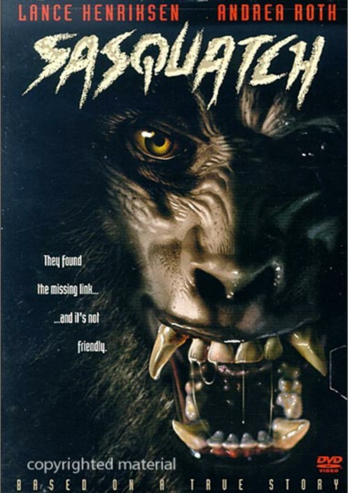 Sasquatch Movie