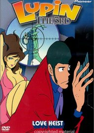 Lupin The 3rd: Love Heist Movie