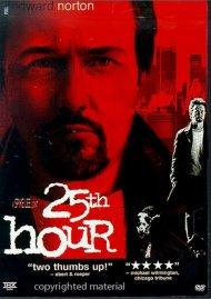 25th Hour Movie