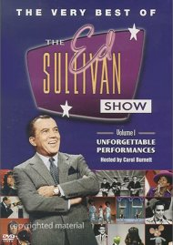 Very Best Of The Ed Sullivan Show, The: Volume 1 Movie