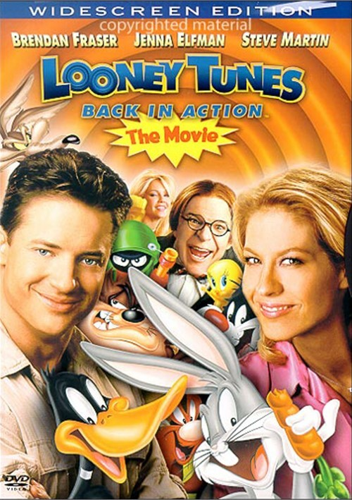Looney Tunes: Back In Action (Widescreen) Movie