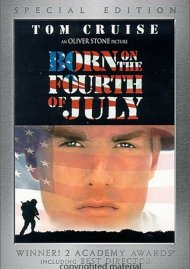 Born On The Fourth Of July: Special Edition Movie