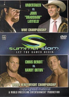 WWE: Summer Slam 2004 Movie