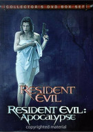 Resident Evil / Resident Evil: Apocalypse (2 Pack) Movie