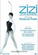 Zizi Jeanmaire Dances Roland Petit Movie