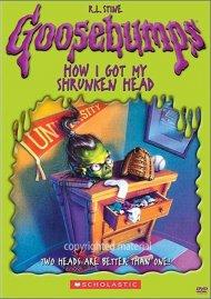 Goosebumps: How I Got My Shrunken Head Movie