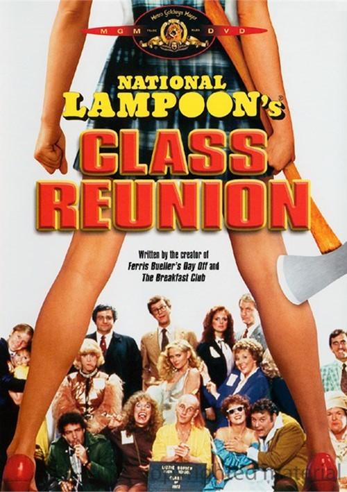 National Lampoon's Class Reunion (DVD 1982) | DVD Empire