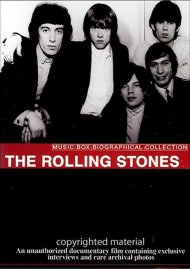 Rolling Stones, The: Music Box Biographical Collection Movie