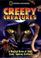 National Geographic:  Creepy Creatures Movie