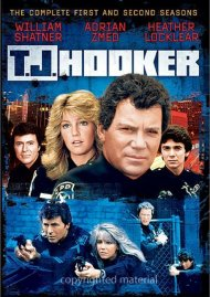 T.J. Hooker: The Complete First And Second Seasons Movie