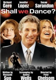 Shall We Dance? (Fullscreen) Movie