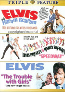 Harum Scarum / Speedway / Trouble With Girls (Triple Feature) Movie