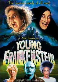 Young Frankenstein (Repackage) Movie