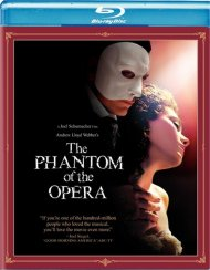 Phantom Of The Opera, The Blu-ray