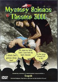Mystery Science Theater 3000: EEGAH! Movie
