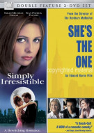 Simply Irresistible / Shes The One (2 Pack) Movie
