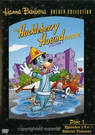 Huckleberry Hound: Volume 1 (Disc 1) Movie