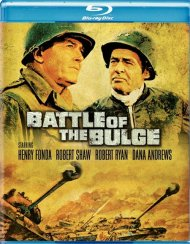 Battle Of The Bulge Blu-ray