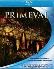 Primeval Blu-ray
