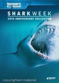 Shark Week: 20th Anniversary Collection (Lenticular) Movie