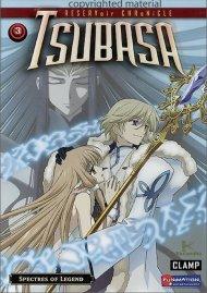 Tsubasa 3: Spectres Of Legend Movie