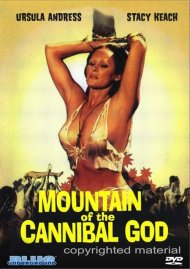Mountain Of The Cannibal God Movie