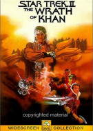 Star Trek II: The Wrath Of Khan Movie
