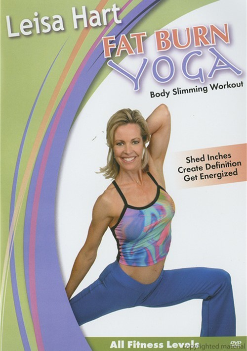 Leisa Harts Fat Burning Yoga Movie