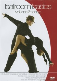 Ballroom Basics: Volume 3 - Tango Movie