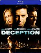 Deception Blu-ray