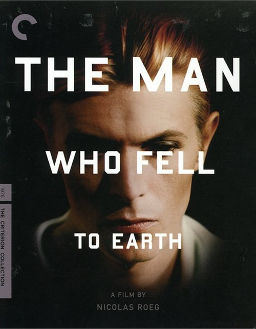 Man Who Fell to Earth, The: The Criterion Collection Blu-ray