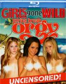 Girls Gone Wild: Spring Break Orgy Blu-ray