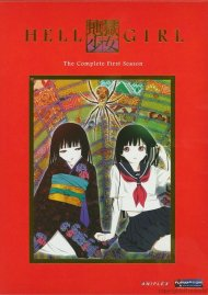 Hell Girl: The Complete First Season Movie