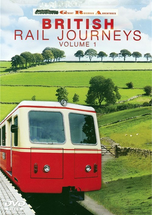 British Rail Journeys: Volume 1 Movie