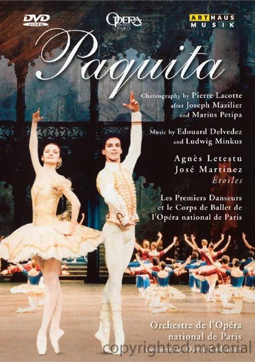 Paquita Movie