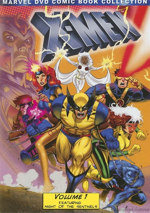 X-Men: Volume 1 Movie
