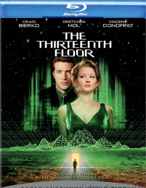 Thirteenth floor the blu ray 1999 dvd empire for 13th floor dvd