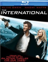 International, The Blu-ray