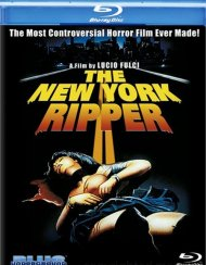 New York Ripper, The Blu-ray