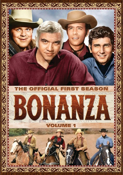 Bonanza: The Official First Season - Volumes One & Two Movie