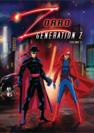 Zorro: Generation Z - Volume 3 Movie