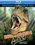 IMAX: Dinosaurs Alive! Blu-ray