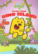 Wow! Wow! Wubbzy!: Escape From Dino Island Movie