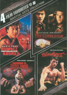 4 Film Favorites: Martial Arts Collection Movie
